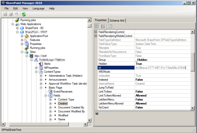 SharePoint Manager 2010