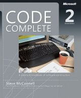 Code Complete 2nd edition
